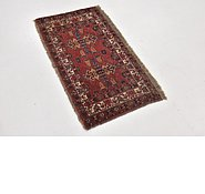 Link to 1' 6 x 2' 9 Shiraz Persian Rug