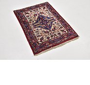Link to 2' 9 x 3' 3 Hamedan Persian Rug