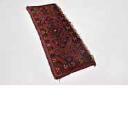 Link to 1' 7 x 4' 5 Shiraz Persian Runner Rug
