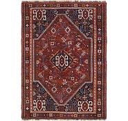 Link to 4' 8 x 6' 8 Ghashghaei Persian Rug