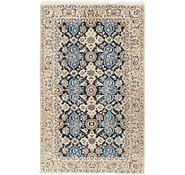 Link to 4' 6 x 7' 3 Nain Persian Rug