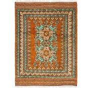Link to 140cm x 183cm Yalameh Persian Rug