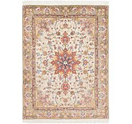 Link to 5' x 6' 10 Tabriz Persian Rug