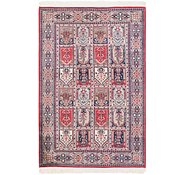 Link to 4' x 6' 4 Sarough Oriental Rug