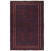 Link to 4' 2 x 6' 3 Balouch Persian Rug