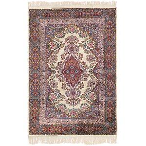 Link to 4' x 6' 3 Kerman Persian Rug item page