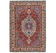 Link to 3' 5 x 4' 10 Bakhtiar Persian Rug