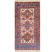 Link to 3' x 5' 10 Hamedan Persian Rug