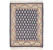 Link to 1' 8 x 2' 4 Mir Oriental Rug