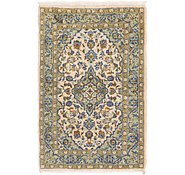 Link to 3' 2 x 5' 2 Kashan Persian Rug