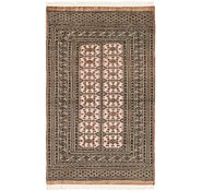 Link to 3' 2 x 5' 3 Bokhara Oriental Rug