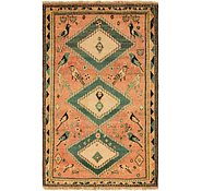 Link to 4' 4 x 7' Ghashghaei Persian Rug