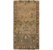 Link to 2' 6 x 5' Shiraz-Gabbeh Persian Rug