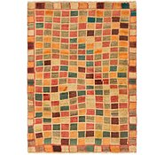 Link to 3' 4 x 4' 7 Shiraz-Gabbeh Persian Rug