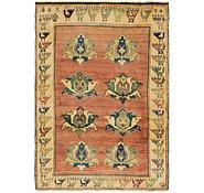 Link to 4' 5 x 6' 2 Ghashghaei Persian Rug