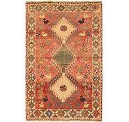 Link to 3' 5 x 4' 5 Ghashghaei Persian Rug