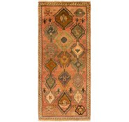 Link to 2' 10 x 6' 8 Shiraz-Gabbeh Persian Runner Rug