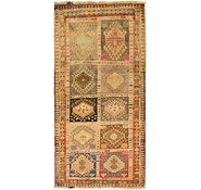 Link to 3' x 6' 3 Shiraz-Gabbeh Persian Runner Rug