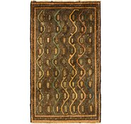 Link to 3' 5 x 6' Shiraz-Gabbeh Persian Rug