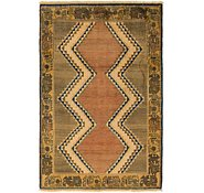 Link to 3' 10 x 6' 2 Shiraz-Gabbeh Persian Rug