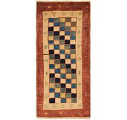 Link to 2' 8 x 6' Ghashghaei Persian Runner Rug