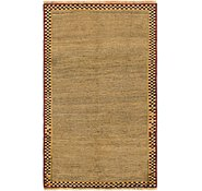 Link to 3' 8 x 6' 2 Shiraz-Gabbeh Persian Rug
