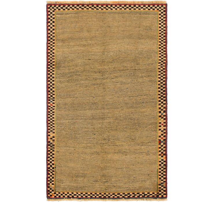 112cm x 188cm Shiraz-Gabbeh Persian Rug