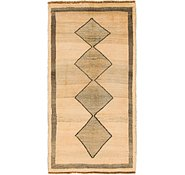 Link to 3' 2 x 6' 4 Shiraz-Gabbeh Persian Runner Rug