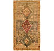 Link to 3' 5 x 5' 10 Shiraz-Gabbeh Persian Rug