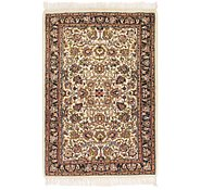 Link to 3' 3 x 5' Sarough Oriental Rug