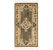 Link to 2' 2 x 4' 2 Antique Finish Rug