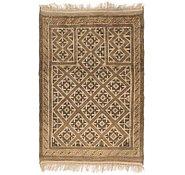 Link to 2' 8 x 4' Shiraz Persian Rug