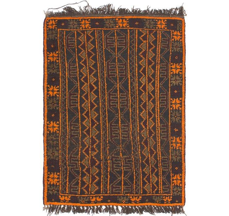 2' 10 x 4' Shiraz Persian Rug
