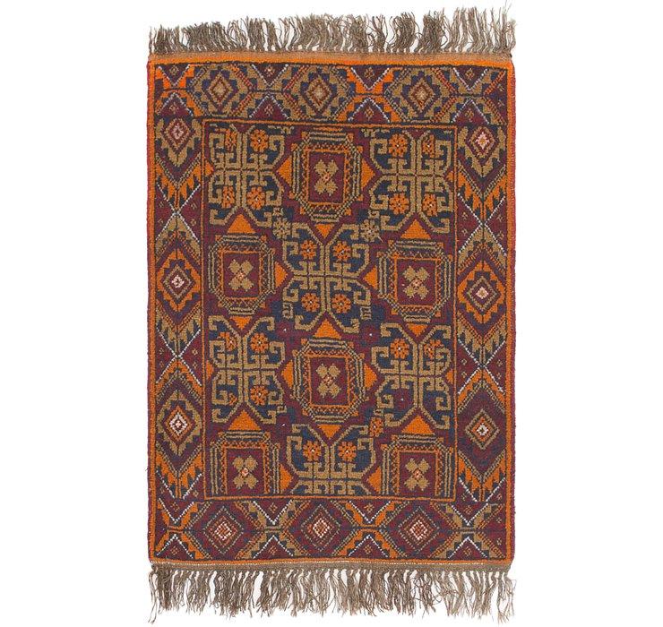 85cm x 130cm Shiraz Persian Rug
