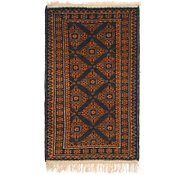 Link to 2' 8 x 4' 7 Shiraz Persian Rug