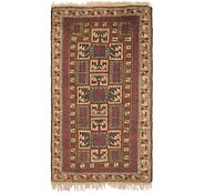 Link to 2' 6 x 4' 8 Shiraz Persian Rug