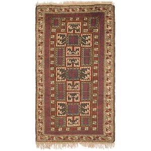 Link to 2' 6 x 4' 8 Shiraz Persian Rug item page