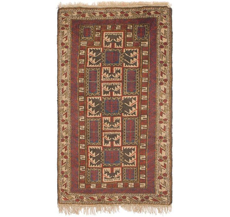 75cm x 142cm Shiraz Persian Rug