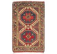 Link to 2' 10 x 4' 7 Kars Oriental Rug
