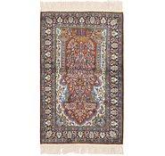 Link to 2' 7 x 4' 4 Kashmir Oriental Rug