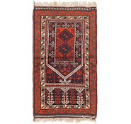 Link to 2' 5 x 4' 2 Shiraz Persian Rug