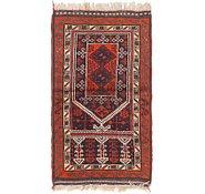 Link to 2' 5 x 4' 2 Shiraz Persian Rug