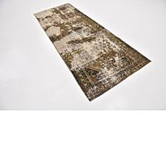 Link to 105cm x 275cm Ultra Vintage Persian Runner Rug