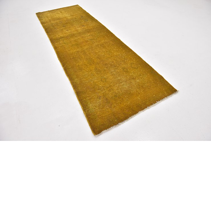 3' 5 x 10' 2 Ultra Vintage Persian R...