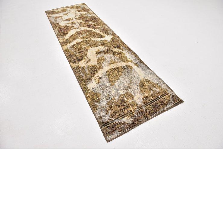 85cm x 285cm Ultra Vintage Persian R...