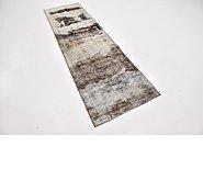 Link to 2' 7 x 9' 2 Ultra Vintage Persian Runner Rug