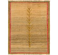 Link to 4' x 5' 2 Shiraz-Gabbeh Persian Rug