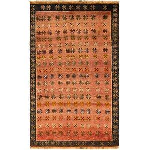 Unique Loom 3' 8 x 6' Shiraz-Gabbeh Persian Rug