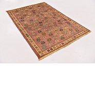 Link to 3' 4 x 4' 7 Ghashghaei Persian Rug