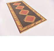 Link to 3' 6 x 6' 9 Shiraz-Gabbeh Persian Rug